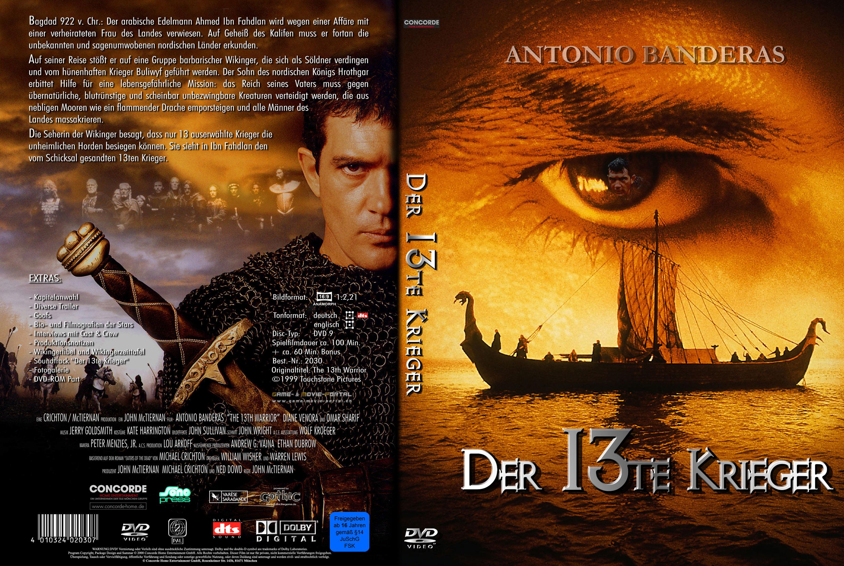Der 13 Krieger Ganzer Film Deutsch Youtube